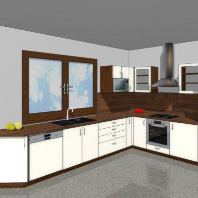 kuchyně A2 - 2